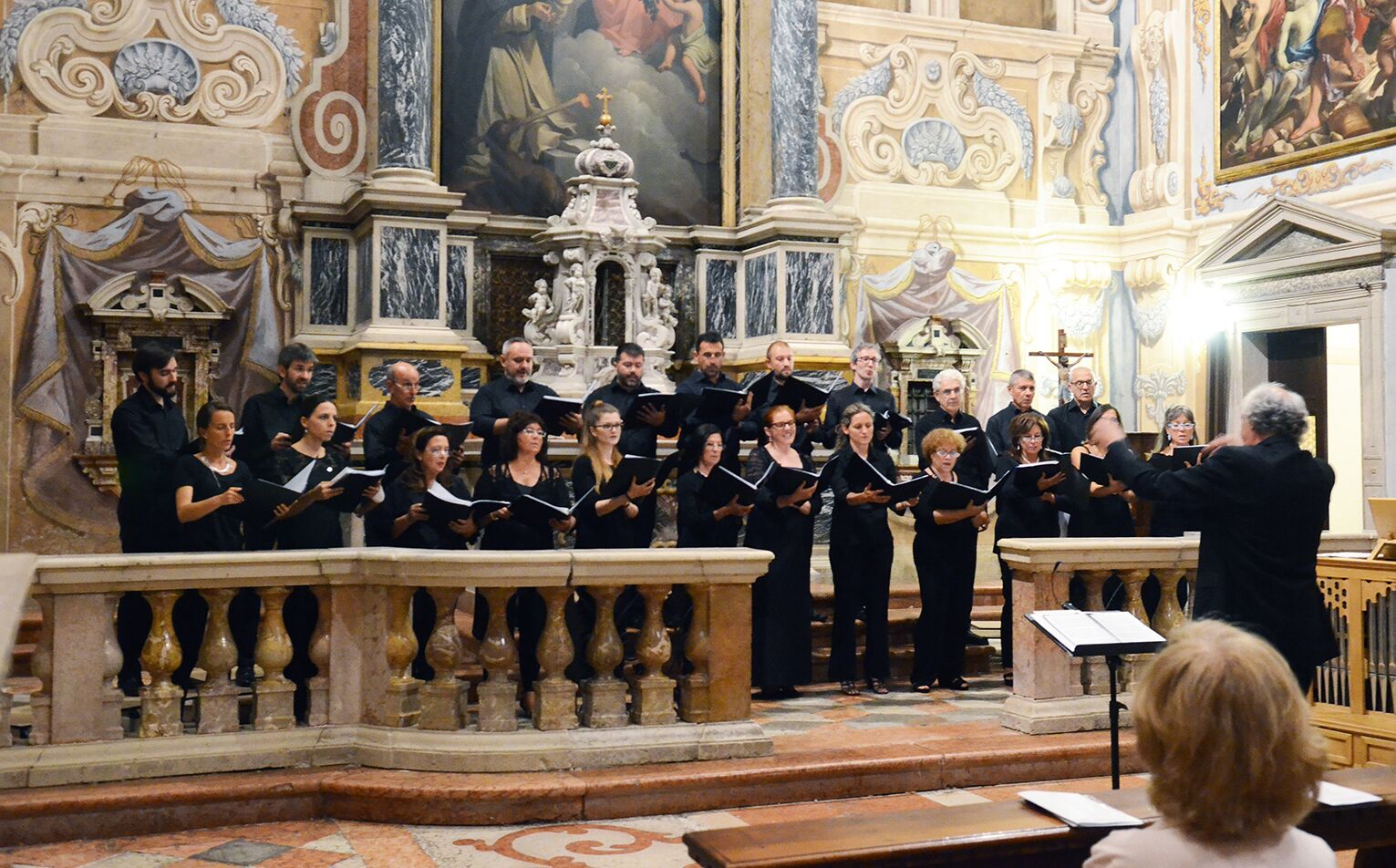 24.09.2016 - Concerto corale (chiesa di San Domenico, Verona)