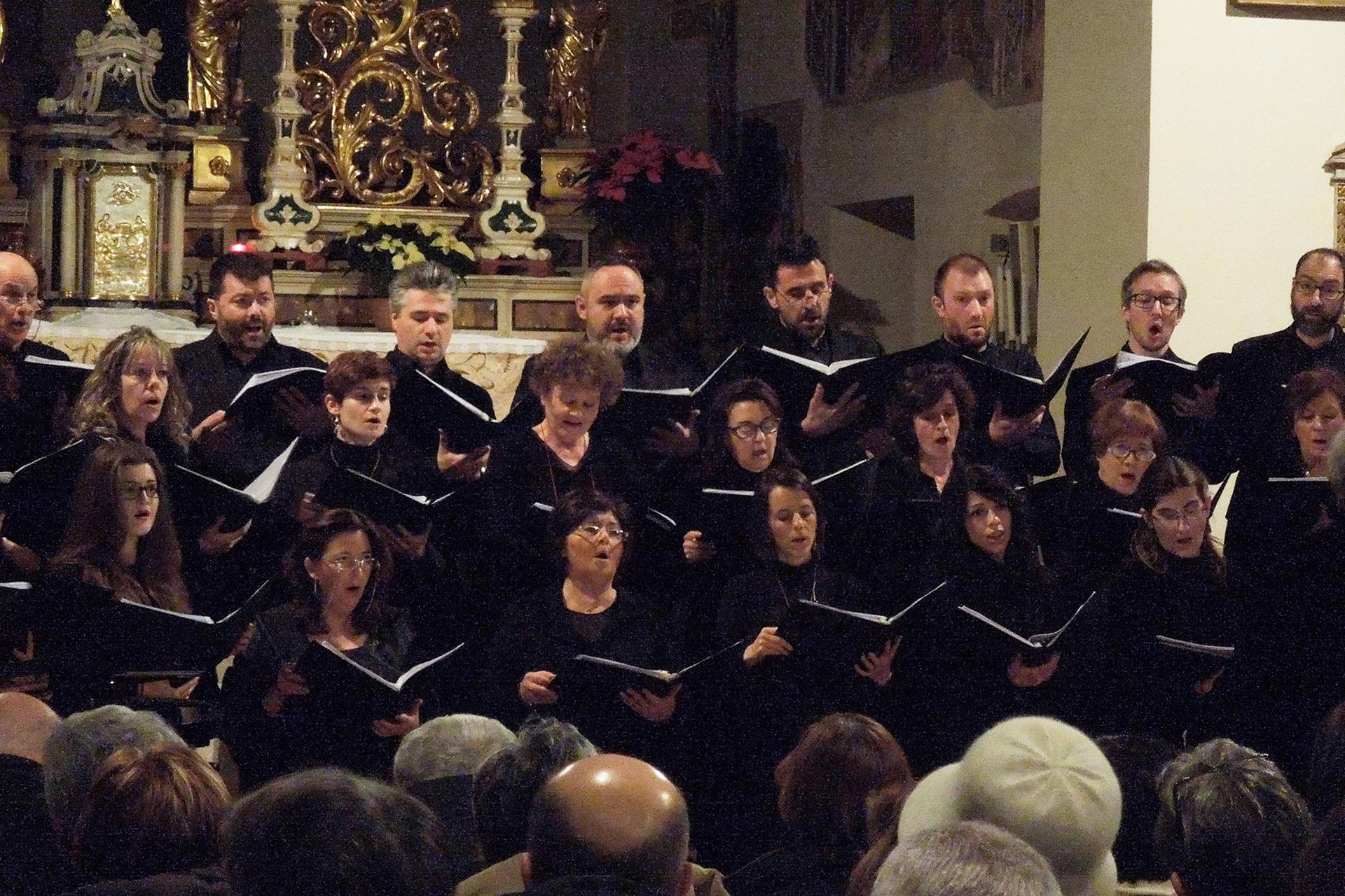 06.01.2017 - Concerto per l'Epifania (chiesa di Santa Maria della Scala, Verona)