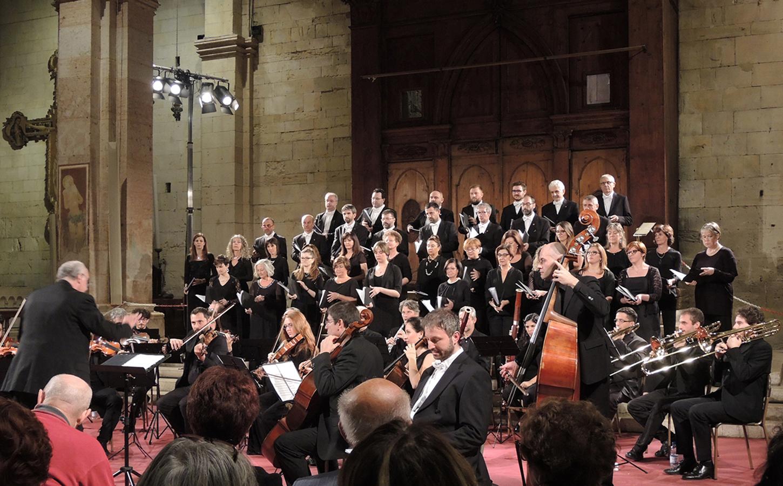 23.09.2017 - F. Schubert, Stabat Mater (basilica di San Zeno, Verona)