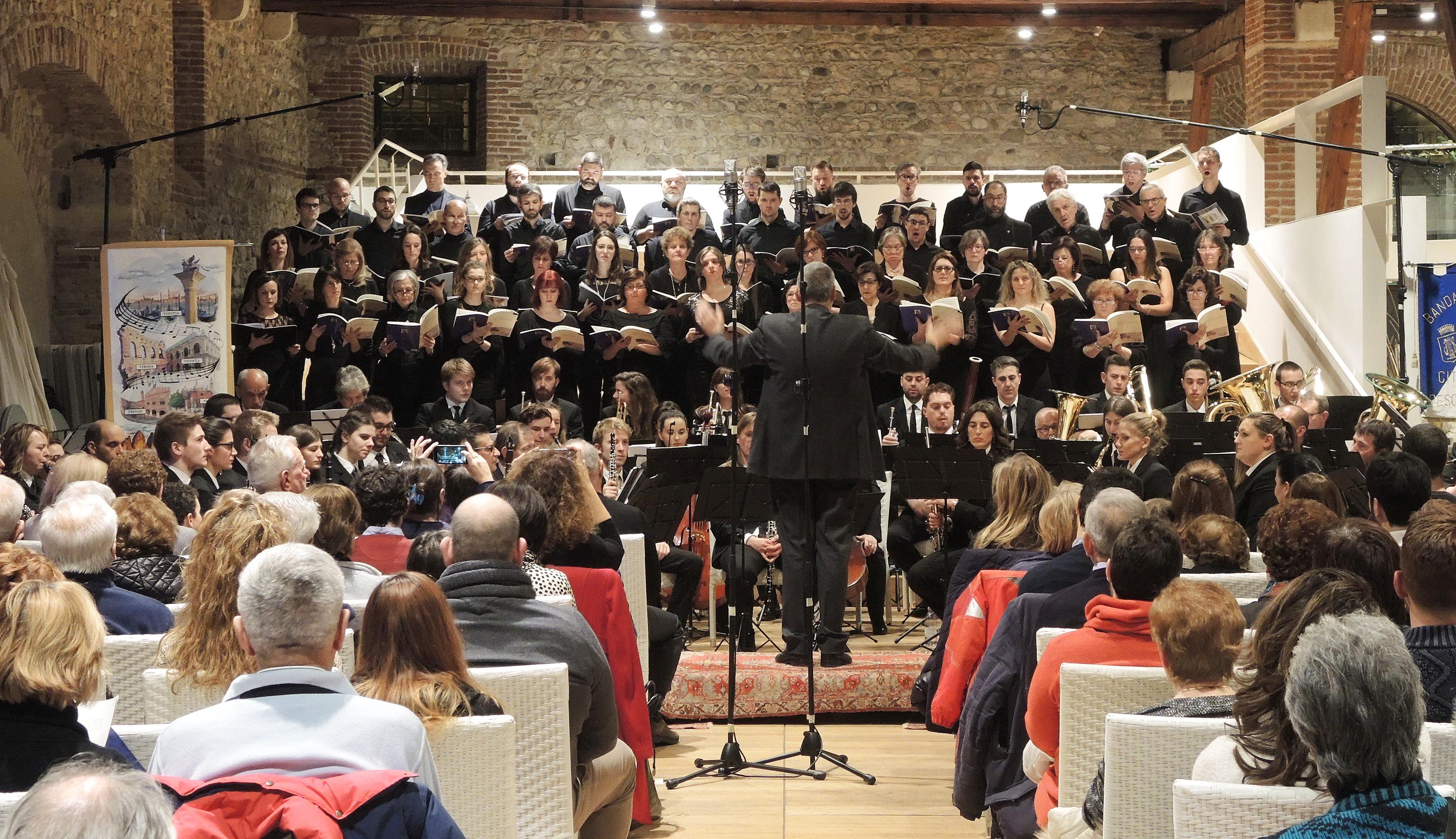 23.12.2017 - J. Rutter, Magnificat (Dogana Veneta, Lazise)