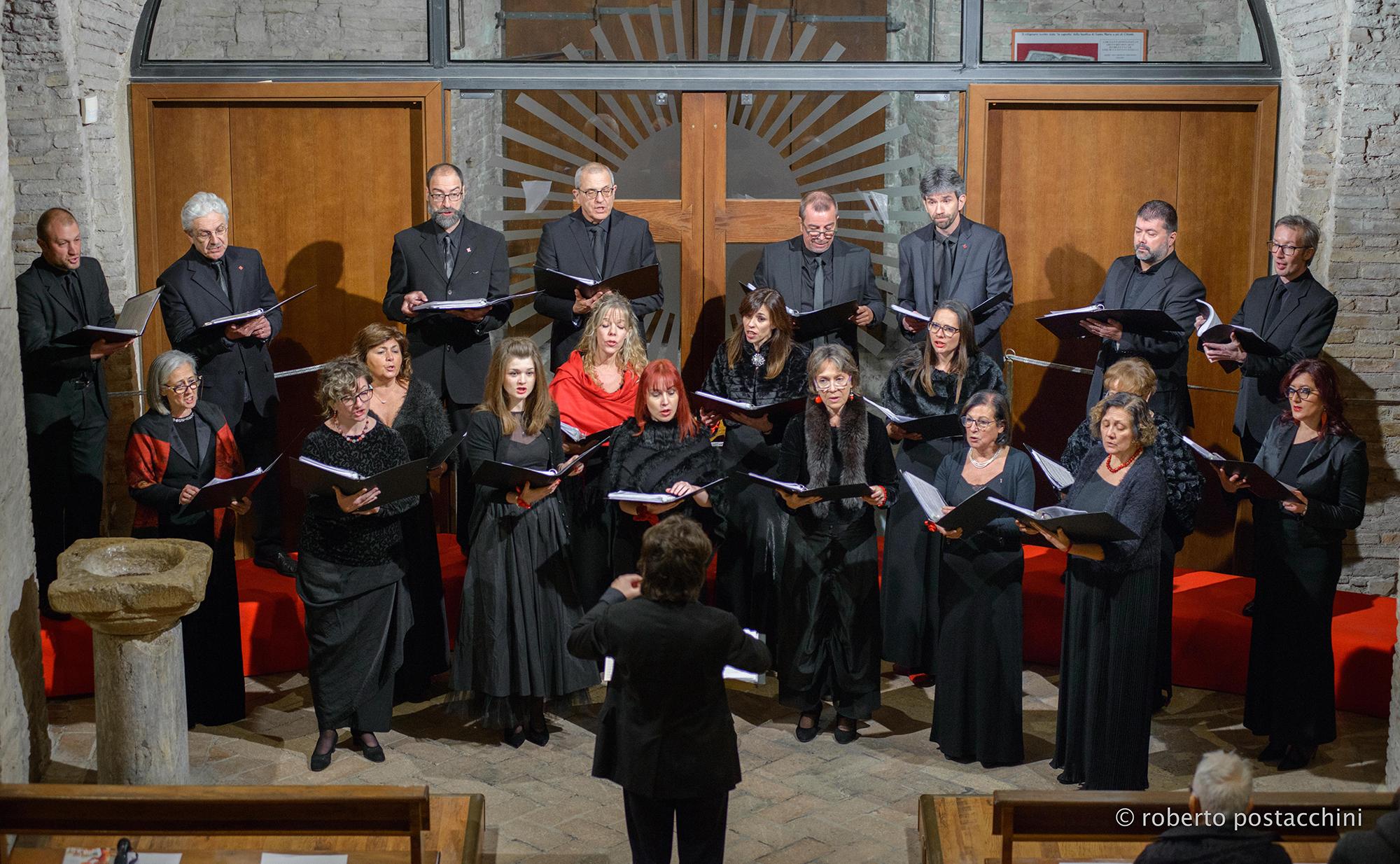15.12.2018 - Concerto di Natale, Basilica di S. Maria a Piè di Chienti (Montecosaro, MC)