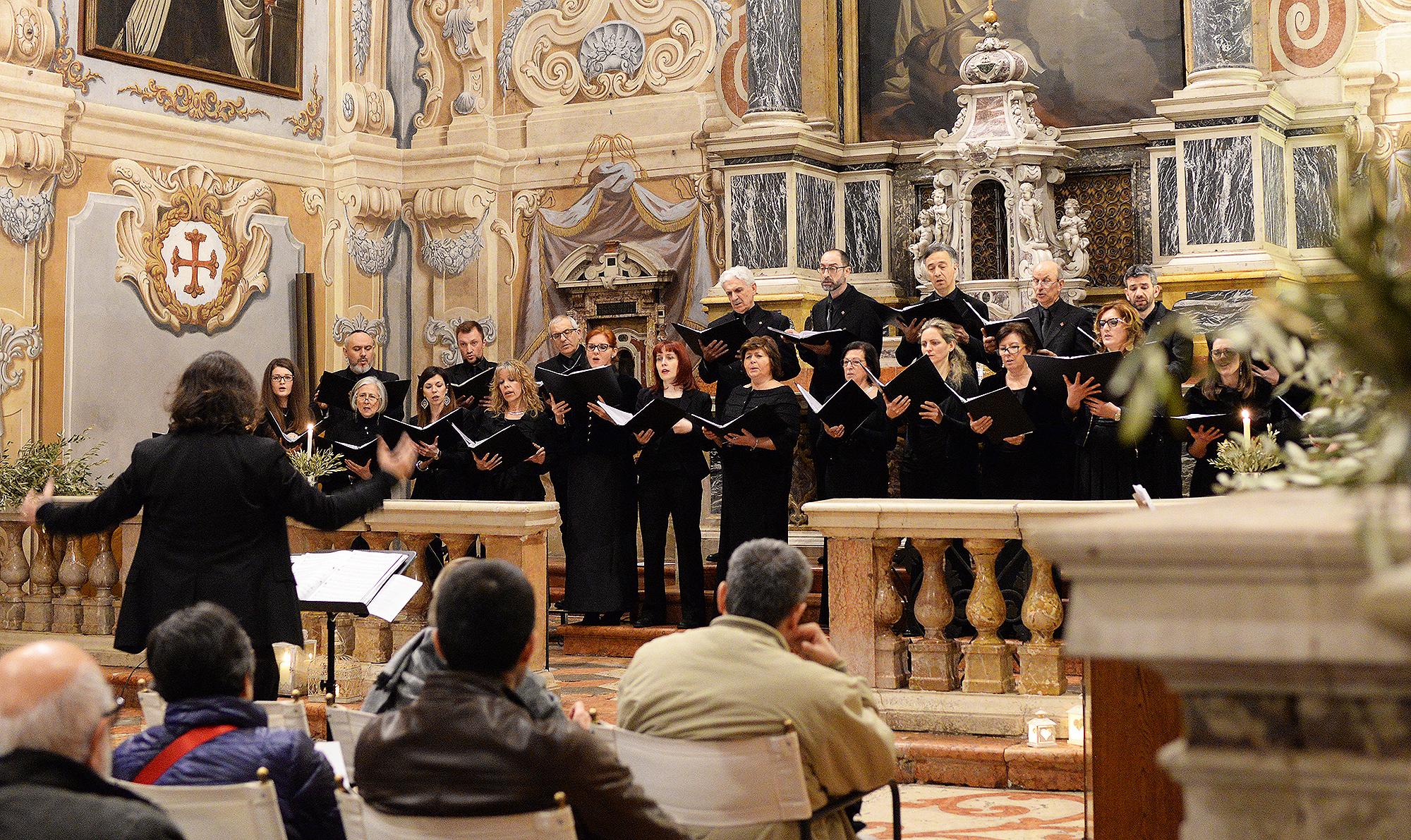 28.03.2018 - EXULTATE!, San Domenico, Verona