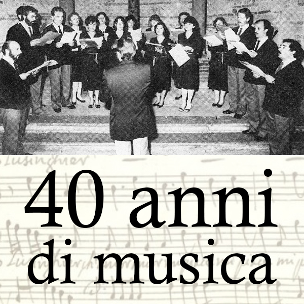 40 anni di musica