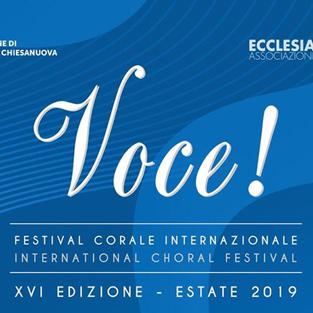 "Il ""Marc'Antonio Ingegneri"" al prossimo Festival VOCE!"