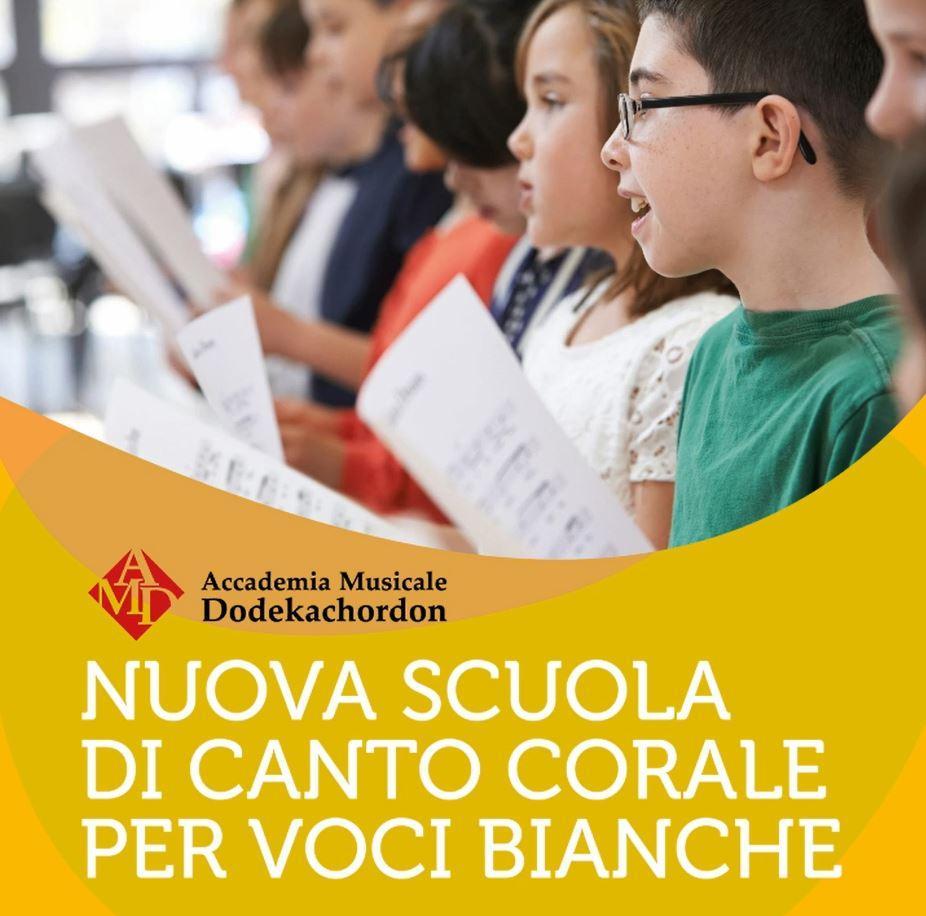 Nuova Scuola di Canto Corale per Voci Bianche