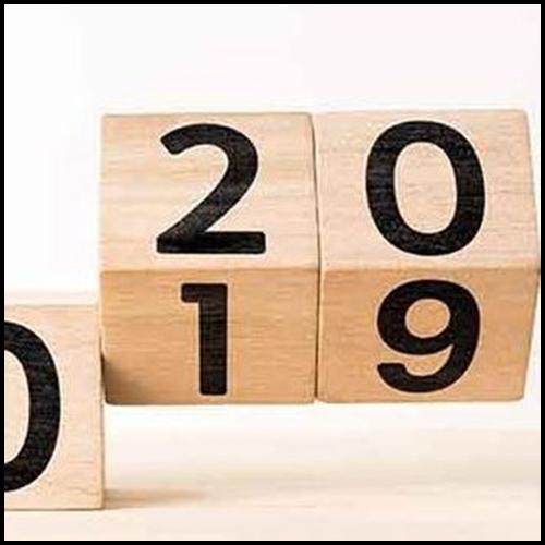 2019 da incorniciare!