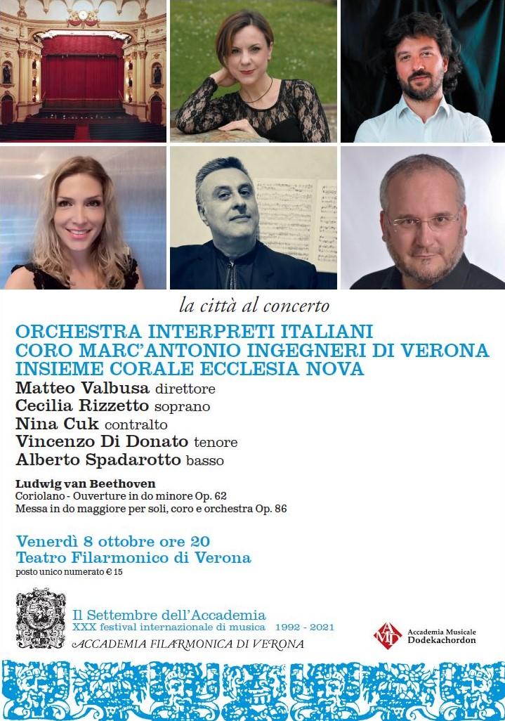 08.10.2021 - XXX Settembre dell'Accademia, Verona